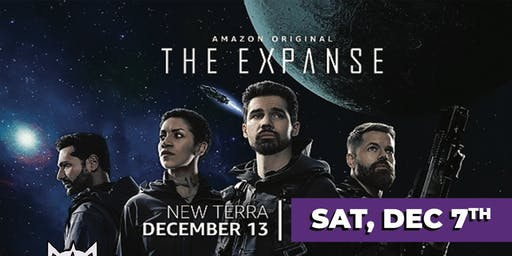 The Expanse: Season 4, Ep1 & Ep2 Premiere