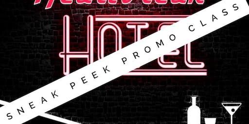 Heartbreak Hotel Sneak Peek Promo Class
