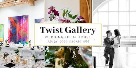 Twist Gallery Wedding Open House 2020 tickets
