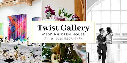 Twist Gallery Wedding Open House 2020