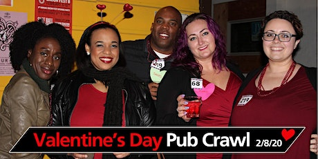 "2020 Valentine's Day ""Colors"" Crawl tickets"