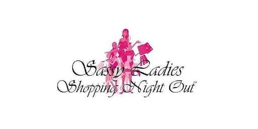 Sassy Ladies Shopping Night Out Vendor Registration 2020