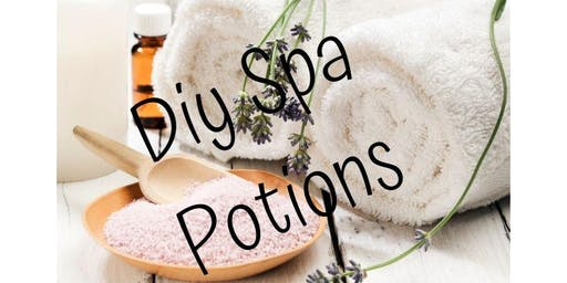 DIY Spa Potions Workshop