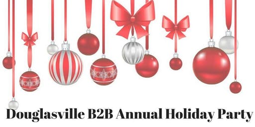 Douglasville B2B Annual Holiday Party