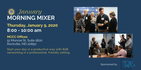 January Morning Mixer tickets