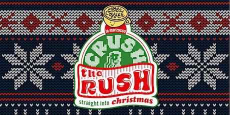 Crush The Rush Barcelona entradas