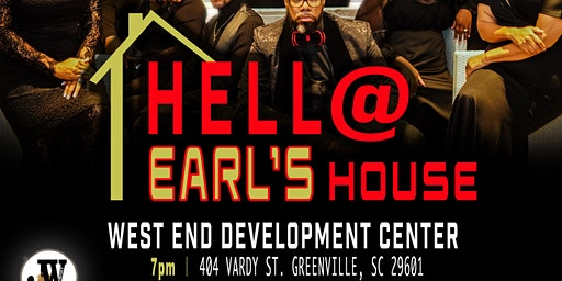 """Stage Play, """"Hell@Earls House"""