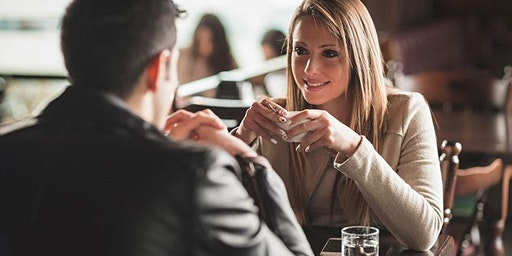 Speed Dating - Date n' Dash 40-55y  (ONLY COUPLE SPOTS LEFT)