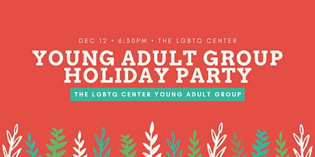 Young Adult Group Holiday Party tickets
