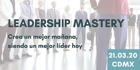 Leadership Mastery entradas