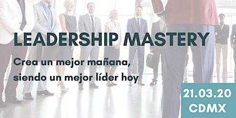 Leadership Mastery boletos