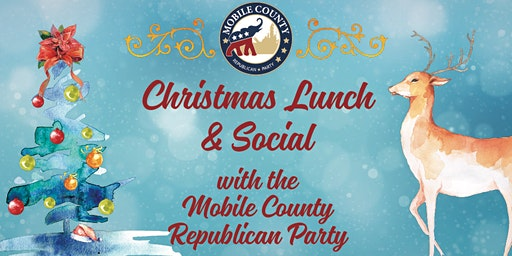 Mobile GOP Christmas Lunch