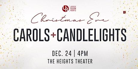 Christmas Eve: Carols + Candlelights tickets