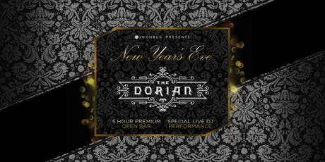The Dorian New years Eve party 2020 tickets