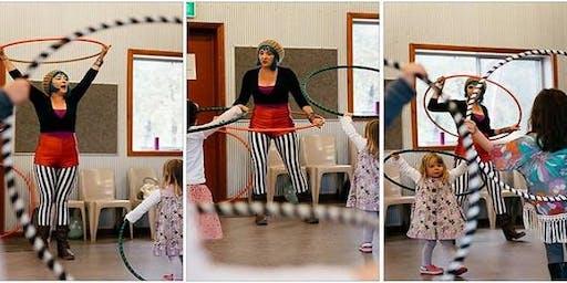 Spin Joy - Hoop Dance Class