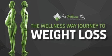 The Wellness Way Journey To Weight Loss! New Year!  New You!