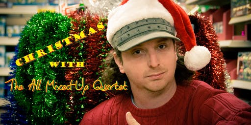 Christmas with Roger Williams & The All Mixed-Up Quartet