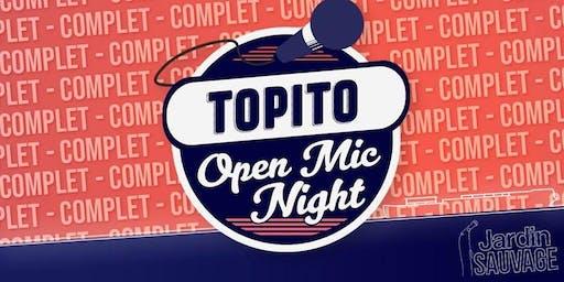 Topito Open Mic Night