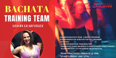 Bachata Training Team