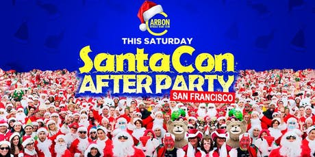 SantaCon after party @ Carbon  tickets