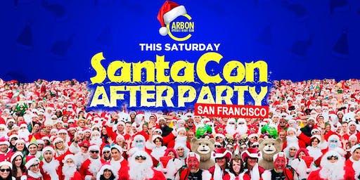 SantaCon after party @ Carbon