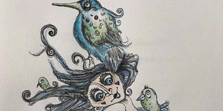 Whimsical Wonders Workshop with Claire Delaney - Free [The Open Studios Project] tickets
