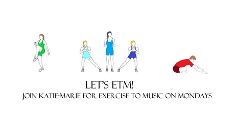 Exercise to Music class tickets