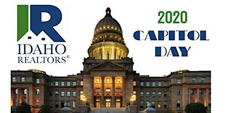 Idaho REALTORS® Annual Day at the Capitol & 2020 Legislative Reception tickets