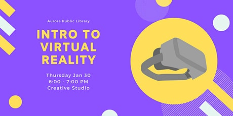 Introduction to Virtual Reality tickets