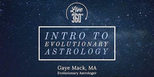 Intro to Evolutionary Astrology