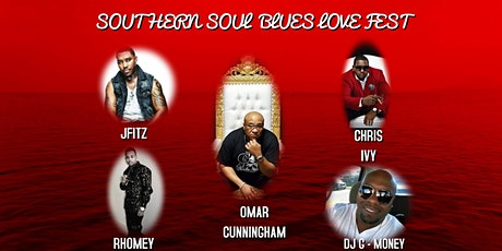 Southern Soul Blues Love Fest tickets