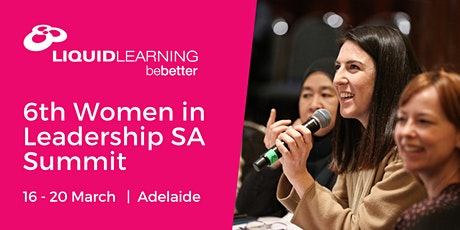 6th Women in Leadership SA Summit tickets
