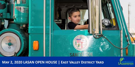 5/2/20 LASAN Open House - East Valley  tickets