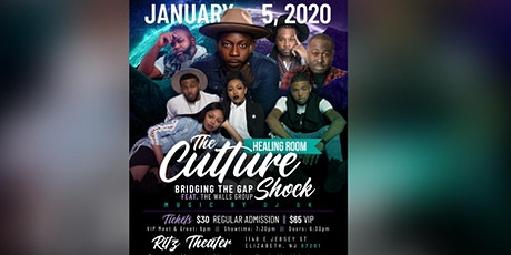 King David  joins Jackson Chery & BTG ft The Walls Group: The Culture Shock tickets