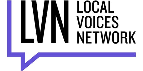 Local Voice Network - Conversation with Womxn Organizers tickets