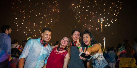 NYE Rooftop Fireworks Silent Disco Dance Party tickets