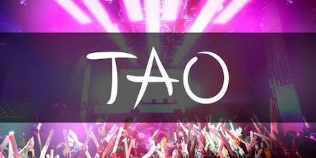 JUSTIN CREDIBLE @ TAO Night Club, Las Vegas! FREE ENTRY & Ladies OpenBar! tickets