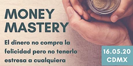 Money Mastery entradas