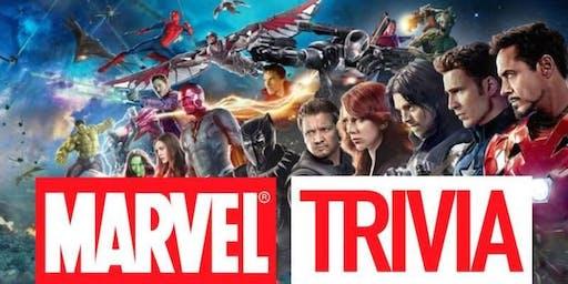 Marvel Movie Trivia Night