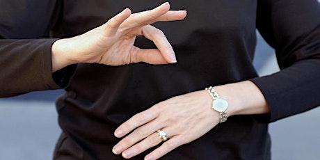 Sign Language at NEIU tickets