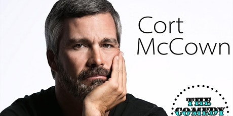 Cort McCown - Friday - 7:30pm tickets