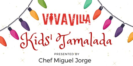 Kids' Tamalada Workshop 2019 tickets