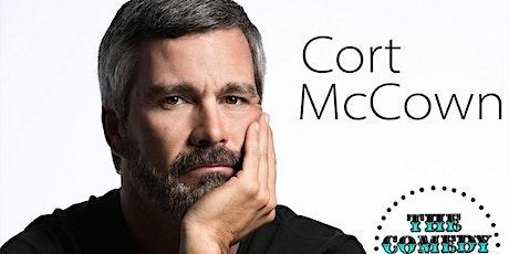 Cort McCown - Saturday - 7:30pm tickets