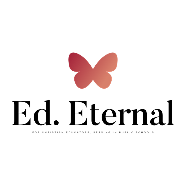 EdEternal Conference for Christian Educators Serving in Public Schools image