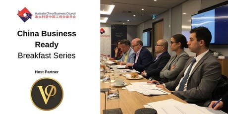 ACBC | China Business Ready Breakfast Series tickets