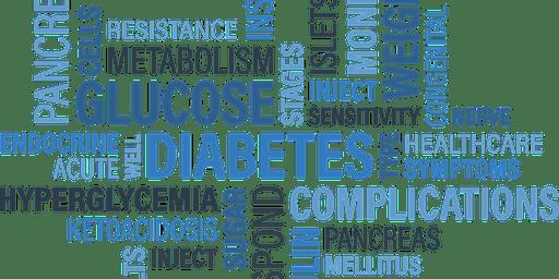 Diabetes Education Class - October 2020