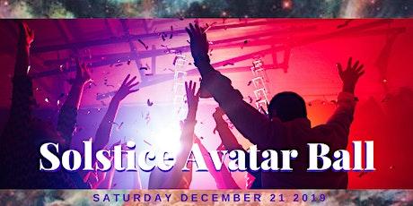 Solstice Avatar Ball tickets