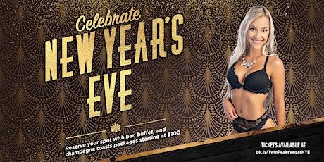 Roaring '20s NYE Party at Twin Peaks - Las Vegas tickets