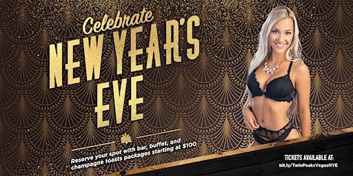 Roaring '20s NYE Party at Twin Peaks - Las Vegas