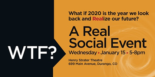 A Real Social Event 2020